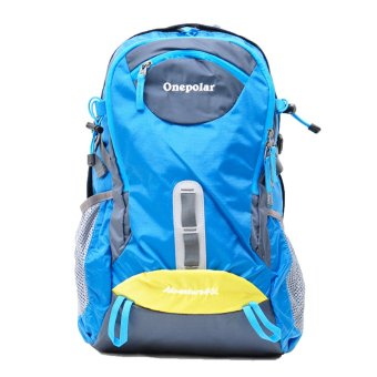 Harga One Polar 1261 Hiking Backpack -Biru