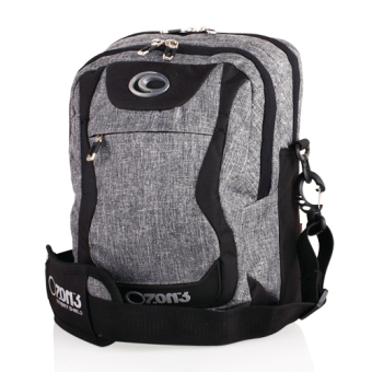 Harga Ozone Netbook Tablet Shoulder Bag 735 - Abu-abu