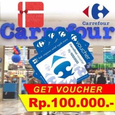 Carrefour Voucher 100.000
