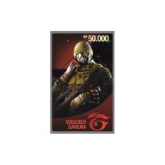 Garena Voucher 50000 (165 Shell) - Digital Code