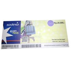 50 Lembar Voucher Sodexo 100000 Daftar Harga Terbaru Indonesia Source · Sodexo Voucher 300 000