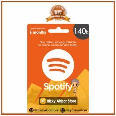 Spotify Premium 6 Bulan