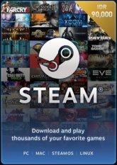 Valve Steam Wallet ID 90000 - Digital Code