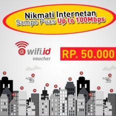 Voucher Wifi.id Rp 50.000