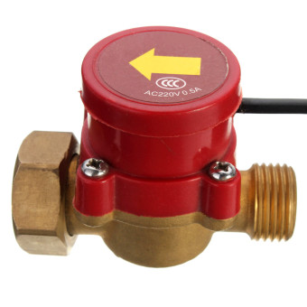 20mm Male Thread Connector Circulation Pump Water Flow Sensor - 5