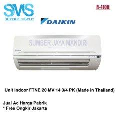 Ac Daikin Split FTNE20MV14 3/4 PK (THAILAND) - Abu Abu Muda