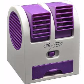 harga AC Mini / AC Mini Duduk / Kipas Angin Duduk - Usb Cable Lazada.co.id