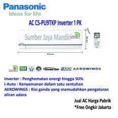 Ac Panasonic Split Inverter CS-PU9TKP 1 PK - Putih