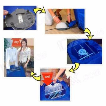 Air O Dry Alat Pengering Baju Otomatis - 2