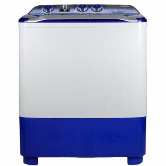 Jual Aqua Sanyo QW 1080XT Mesin Cuci Twin Tub 10Kg