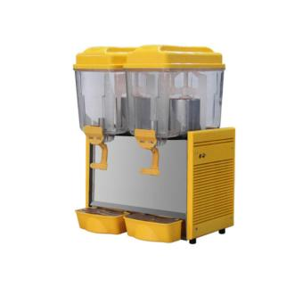 Aurora Juice Dispenser 2x12 Liter - UC24 - Silver