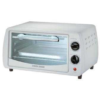 Black & Decker TRO1000 Oven Toaster - Putih