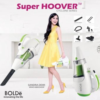 Bolde Vacuum Cleaner Super Hoover 2 in 1