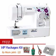 BROTHER JA 1400 Mesin Jahit +FREE VIP Packages Kit by SJS