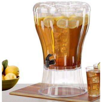 Wonderful 2 Gallon Beverage Dispenser - buddeez-unbreakable-3-12-gallon-beverage-dispenser-with-removableice-cone-intl-2733-83837191-a2c94049252b417f6510d180b1baa36d-product  Trends_273113.jpg
