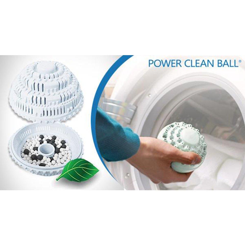 Clean Ballz - Bola Pencuci Baju Pengganti Detergen .