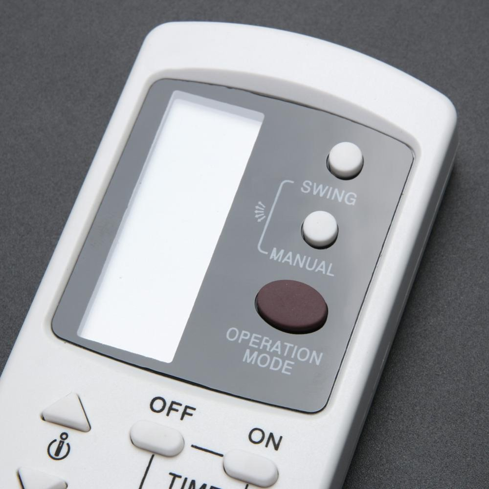 Conditioner AC Universal Remote Control Cocok untuk Galanz .