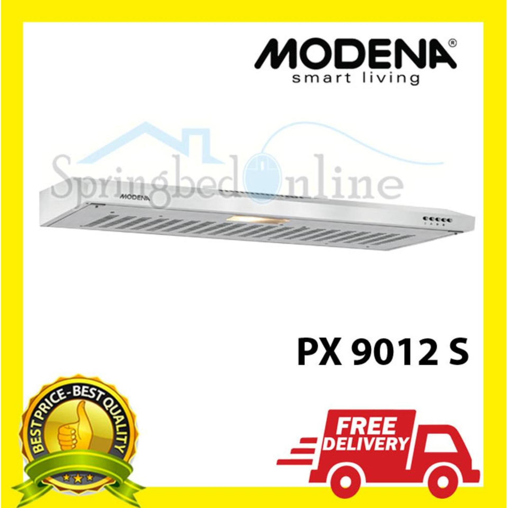 Cooker Hood Modena Esile PX 9012 SS Stainless Harga Pabrik .