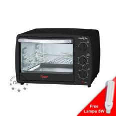 Cosmos CO-9919 R - Oven 19 L (FREE Lampu 5W)