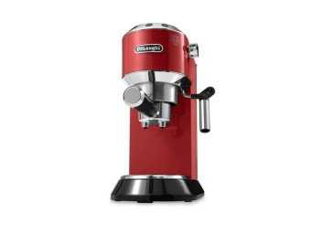 Gambar Delonghi EC680.R Coffee Maker Merah
