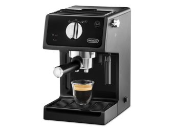 Delonghi ECP31.21 Coffee Maker - Hitam