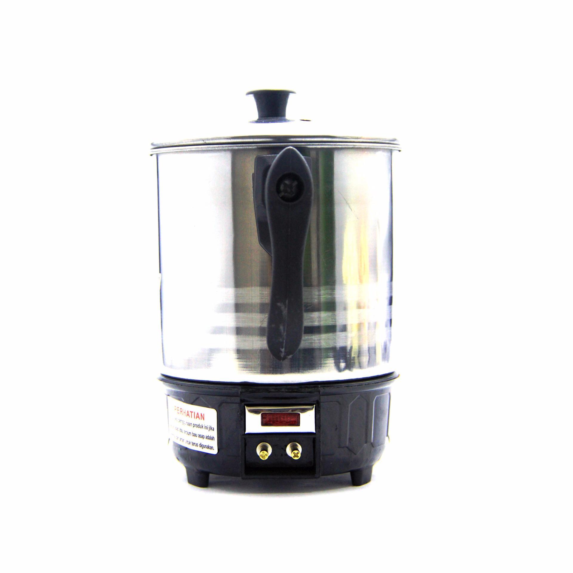 Belanja Murah Electric Heating Cup Q2 8012 Pemanas Air Elektrik 11cm Teko Listrik Mug
