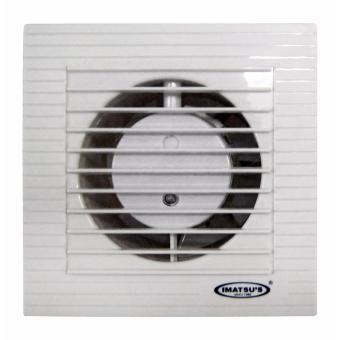 Exhaust Fan Imatsu Apc15k With Led 6 Inch Rumah Toilet Dapur Restoran Udara Hisap Angin Nyaman