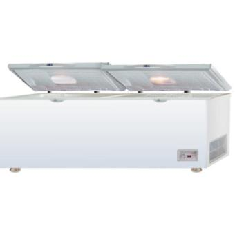 chest freezer / freezer gea / penyimpan daging / ab 106 r