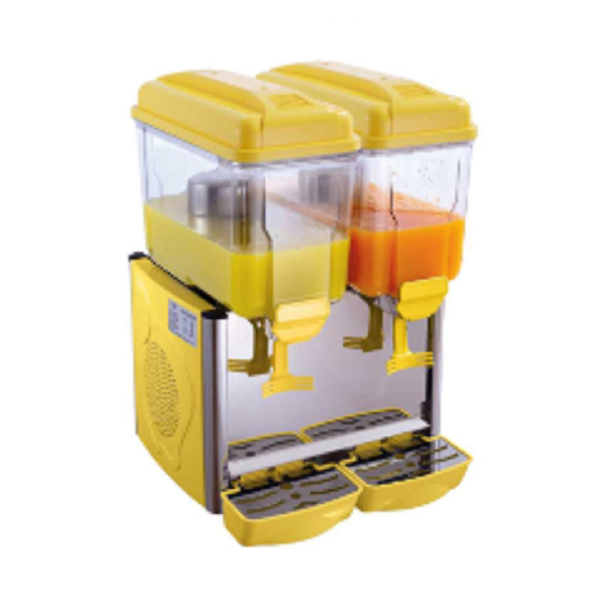 Cheap online Gea - Mesin Pendingin Minuman (Juice Dispenser LP-12x2) - Kuning