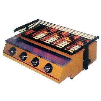 Getra Et-K222 Bbq Burner Smokeless - Kuning. >>>>