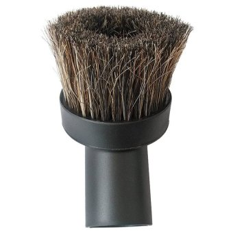 JUAL Gracefulvara sikat rambut kuda putaran debu lampiran alat penyedot debu putaran 32 mm TERLARIS