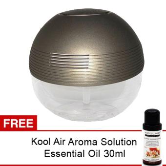 Aromatalks Pot Diffuser Aromaterapi Model Kaktus Free Oil 10ml Aroma Aqua Lily Aromatalks Air Purifier