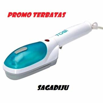 Harga SAGADIJU Tobi Travel Steam Wand Brush & Iron Setrika Uap Portable New Model