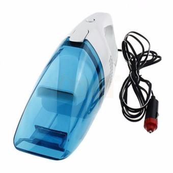 Harga High Power Vacuum Cleaner Portable - Vakum Mobil Serbaguna - Biru