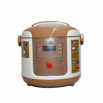 Harga Mito Digital Rice Cooker 1L 8in1 R1 /Magic Com Mito