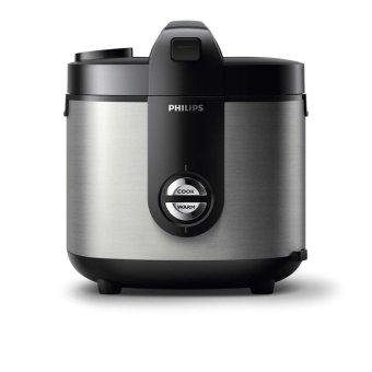 Philips Rice Cooker - Magic Com HD3128 - Silver ...