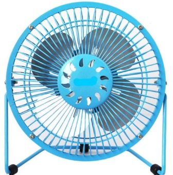 Harga Gokea Kipas Angin USB - USB Mini Fan - Biru