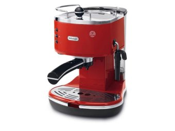 Harga Delonghi Coffe Makers Icona ECO 310 R - Merah