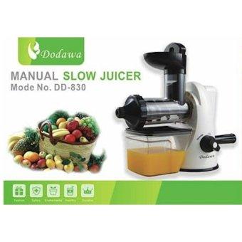 Dodawa Slow Manual Juicer DD830 - Putih - 2 ...