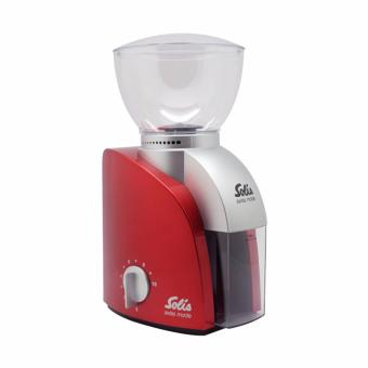 Harga Solis Scala 166 Electronic Coffee Grinder - Conical Burr