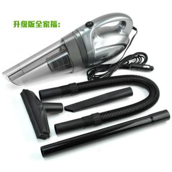 Harga Style Powerful Portable Cyclone Vacuum Cleaner / Penyedot Debu - Black