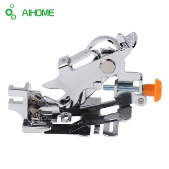 Harga High Quality Ruffler Sewing Machine Presser Foot - Fits All Low Shank Singer, Brother, Babylock, Husqvarna Viking (Husky Series), Euro-pro, Janome, Kenmore, White, Juki, Bernina (Bernette Series), New Home, Simplicity, Necchi and Elna Sewing Machines