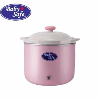 Harga BABY SAFE BABY SLOW COOKER 0,8L *WITH LIGHT INDICATOR [LB009]