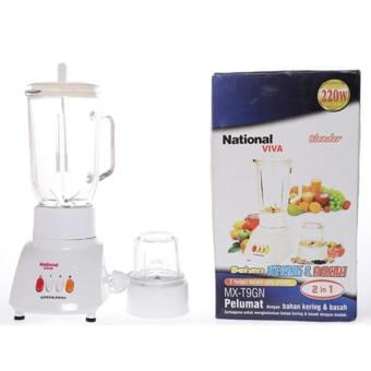 Harga National Blender New Viva / National Viva 2 In 1