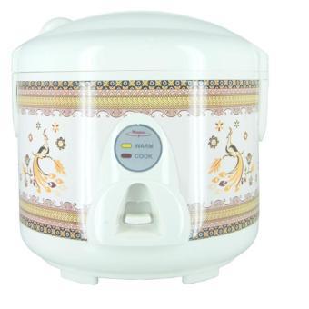 Maspion Magic Com, Magic Jar, Rice Cooker , Penanak Nasi 1 Liter 3in1 Batik