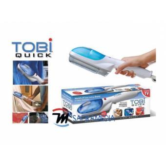 Tobi Travel Steam Wand Brush & Iron Setrika Uap Portable WIKIHARGA Source · Tobi Whiz Travel