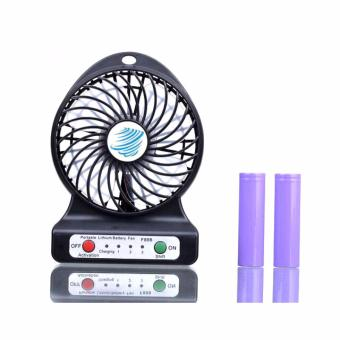 Harga Multifunction USB Mini Fan + Power Bank 6000mAh