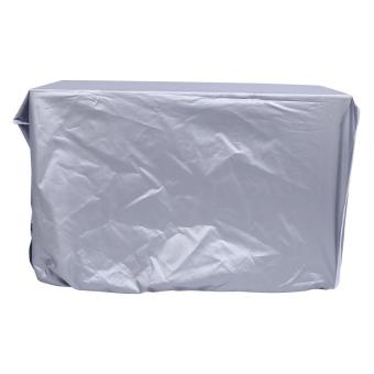 Outdoor Anti-Dust Anti-Snow Waterproof Air Conditioner Cover #1 80*28
