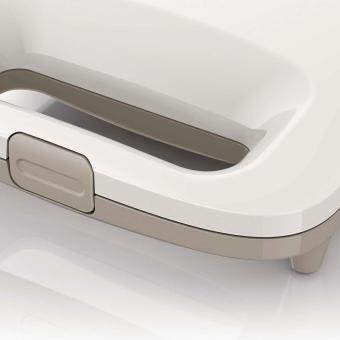 Galeri Produk Philips Pemanggang Sandwich HD2393 Putih Terbaru .