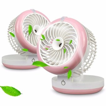 Harga Lynx Portable Mini Fan and Humidifier Kipas Angin USB dan Pelembab